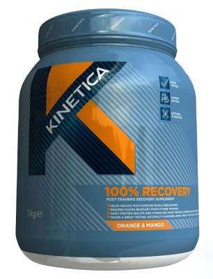 Kinetica 100% Recovery